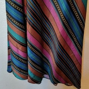 Maggy London Dresses - Maggy London multi colored size 10 dress